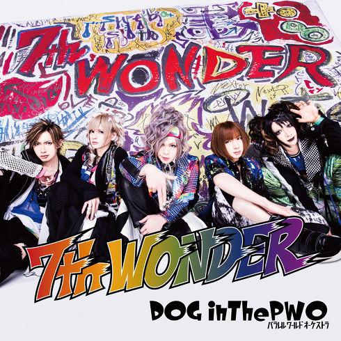 『7th WONDER』[初回盤B]