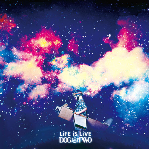 LiFE iS LiVE【初回盤A】
